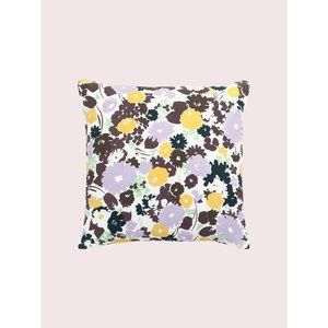 Kate Spade New York Swing Floral Carnation Pillow